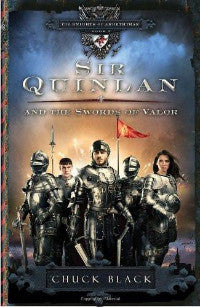 Sir Quinlan and the Swords of Valor (Book 5) - Book Heaven - Challenge Press from SPRING ARBOR DISTRIBUTORS