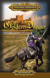 The Golden Dagger (Book 2) - Book Heaven - Challenge Press from Cross & Crown Publishing