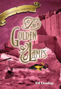 The Golden Lamps (Book 6) - Book Heaven - Challenge Press from Cross & Crown Publishing