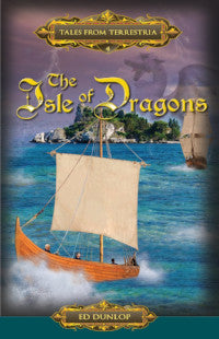 The Isle of Dragons (Book 4) - Book Heaven - Challenge Press from Cross & Crown Publishing