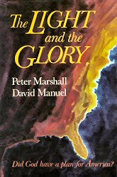 The Light and the Glory - Book Heaven - Challenge Press from Fleming H. Revell Company
