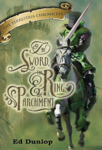 The Sword, the Ring and the Parchment (Book 1) - Book Heaven - Challenge Press from Cross & Crown Publishing