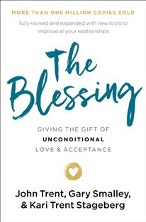 The Blessing - Giving The Gift Of Unconditional Love And Acceptance - Book Heaven - Challenge Press from Send The Light Distribution