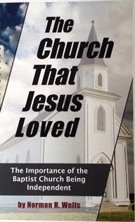 The Church That Jesus Loved - Book Heaven - Challenge Press from CHALLENGE PRESS