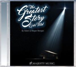 The Greatest Story Ever Told (CD)