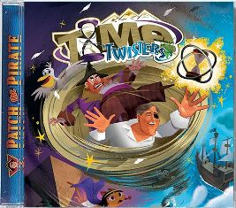Time Twisters (CD)