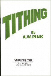 Tithing - Book Heaven - Challenge Press from CHALLENGE PRESS