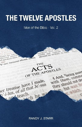 Men of the Bible (Vol. 2) - The Twelve Apostles