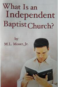 What Is An Independent Baptist Church? (Pamphlet) - Book Heaven - Challenge Press from CHALLENGE PRESS