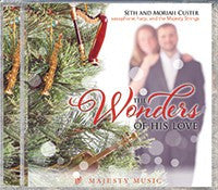 The Wonders of His Love (CD) - Book Heaven - Challenge Press from MAJESTY MUSIC, INC.