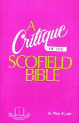 A Critique of the Scofield Bible - Book Heaven - Challenge Press from CHALLENGE PRESS