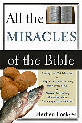 All the Miracles in the Bible - Book Heaven - Challenge Press from SPRING ARBOR DISTRIBUTORS