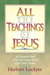 All the Teachings of Jesus - Book Heaven - Challenge Press from HENDRICKSON PUBLISHERS
