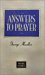 Answers to Prayer - Book Heaven - Challenge Press from SPRING ARBOR DISTRIBUTORS
