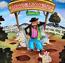 Armadillo Amigos (CD) - Book Heaven - Challenge Press from MAJESTY MUSIC, INC.