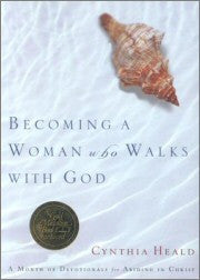 Becoming a Woman Who Walks With God - Book Heaven - Challenge Press from SPRING ARBOR DISTRIBUTORS