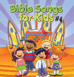 Bible Songs for Kids #4 (CD) - Book Heaven - Challenge Press from Bible Truth Music