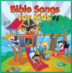 Bible Songs for Kids #6 (CD) - Book Heaven - Challenge Press from Bible Truth Music
