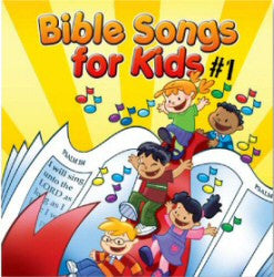 Bible Songs for Kids #1 - Book Heaven - Challenge Press from Bible Truth Music