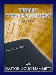 Bible Version History (DVD) - Book Heaven - Challenge Press from CHALLENGE PRESS