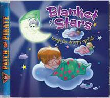 Blanket Of Stars - Songs For Droopy Eyelids (CD) - Book Heaven - Challenge Press from MAJESTY MUSIC, INC.