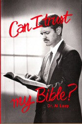 Can I Trust My Bible? - Book Heaven - Challenge Press from Berean Publications