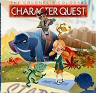 Character Quest (CD) - Book Heaven - Challenge Press from MAJESTY MUSIC, INC.