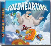 Coldheartica (CD) - Book Heaven - Challenge Press from MAJESTY MUSIC, INC.