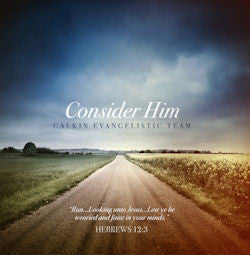 Consider Him (CD) - Book Heaven - Challenge Press from Heart Publications