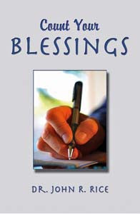 Count Your Blessings - Book Heaven - Challenge Press from SWORD OF THE LORD FOUNDATION