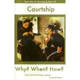 Courtship: Why, When, How (God's Plan for Growing Up Series Book #3) - Book Heaven - Challenge Press from Queen Homeschool Supplies Inc.