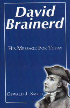 David Brainerd - His Message for Today - Book Heaven - Challenge Press from CHRISTIAN BOOK GALLERY