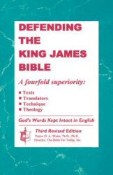 Defending the King James Bible - Book Heaven - Challenge Press from BIBLE FOR TODAY