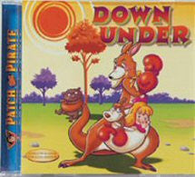 Down Under (CD) - Book Heaven - Challenge Press from MAJESTY MUSIC, INC.