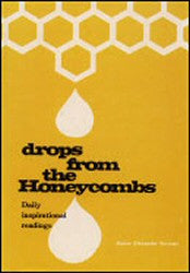 Drops From the Honeycombs - Book Heaven - Challenge Press from REVIVAL LITERATURE