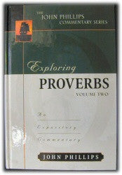 Exploring Proverbs- Volume 2 - Book Heaven - Challenge Press from SPRING ARBOR DISTRIBUTORS