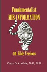 Fundamentalist Mis-Information on Bible Versions - Book Heaven - Challenge Press from BIBLE FOR TODAY