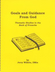 Proverbs - Goals and Guidance from God - Book Heaven - Challenge Press from CHALLENGE PRESS