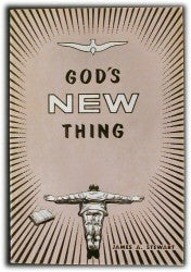 God's New Thing - Book Heaven - Challenge Press from REVIVAL LITERATURE