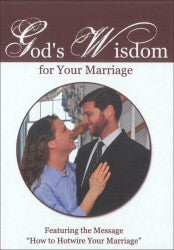 God's Wisdom for Your Marriage (Audio CD set) - Book Heaven - Challenge Press from CHALLENGE PRESS
