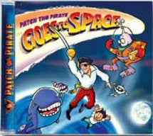 Patch the Pirate Goes to Space (CD) - Book Heaven - Challenge Press from MAJESTY MUSIC, INC.