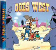 Patch the Pirate Goes West (CD) - Book Heaven - Challenge Press from MAJESTY MUSIC, INC.