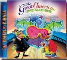 The Great American Time Machine (CD) - Book Heaven - Challenge Press from MAJESTY MUSIC, INC.