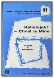 Philippians - Hallelujah! Christ is Mine - Book Heaven - Challenge Press from REVIVAL LITERATURE