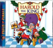 Harold the King (CD) - Book Heaven - Challenge Press from MAJESTY MUSIC, INC.