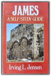 James - James: A Self-Study Guide - Book Heaven - Challenge Press from SPRING ARBOR DISTRIBUTORS