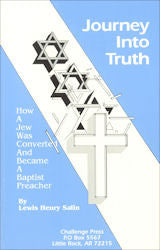 Journey Into Truth - How a Jew Was Converted and Became a Baptist Preacher - Book Heaven - Challenge Press from CHALLENGE PRESS