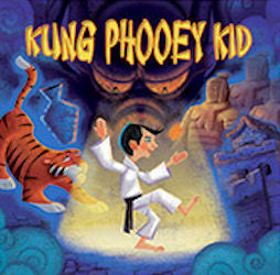 Kung Phooey Kid (CD) - Book Heaven - Challenge Press from MAJESTY MUSIC, INC.