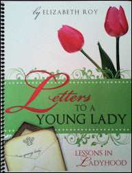 Letters to a Young Lady - Book Heaven - Challenge Press from CHALLENGE PRESS