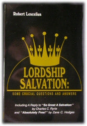 Lordship Salvation - Book Heaven - Challenge Press from REVIVAL LITERATURE